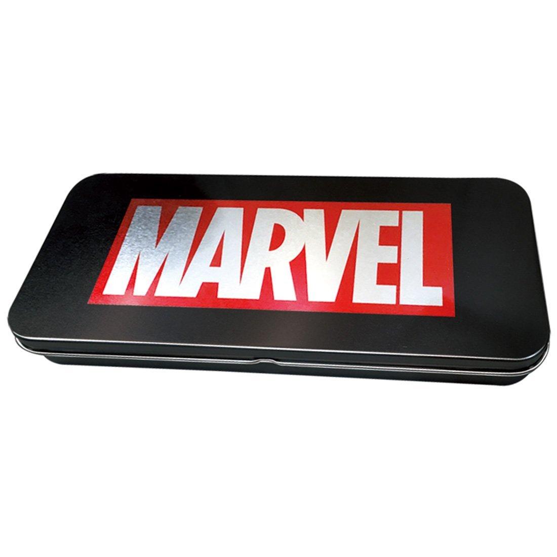 【入荷済】「 MARVEL 」マーベル カンペンケース ロゴ