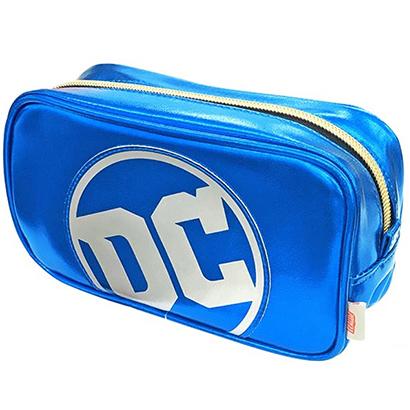 DC COMIC アイコン スクエアポーチ DCロゴ