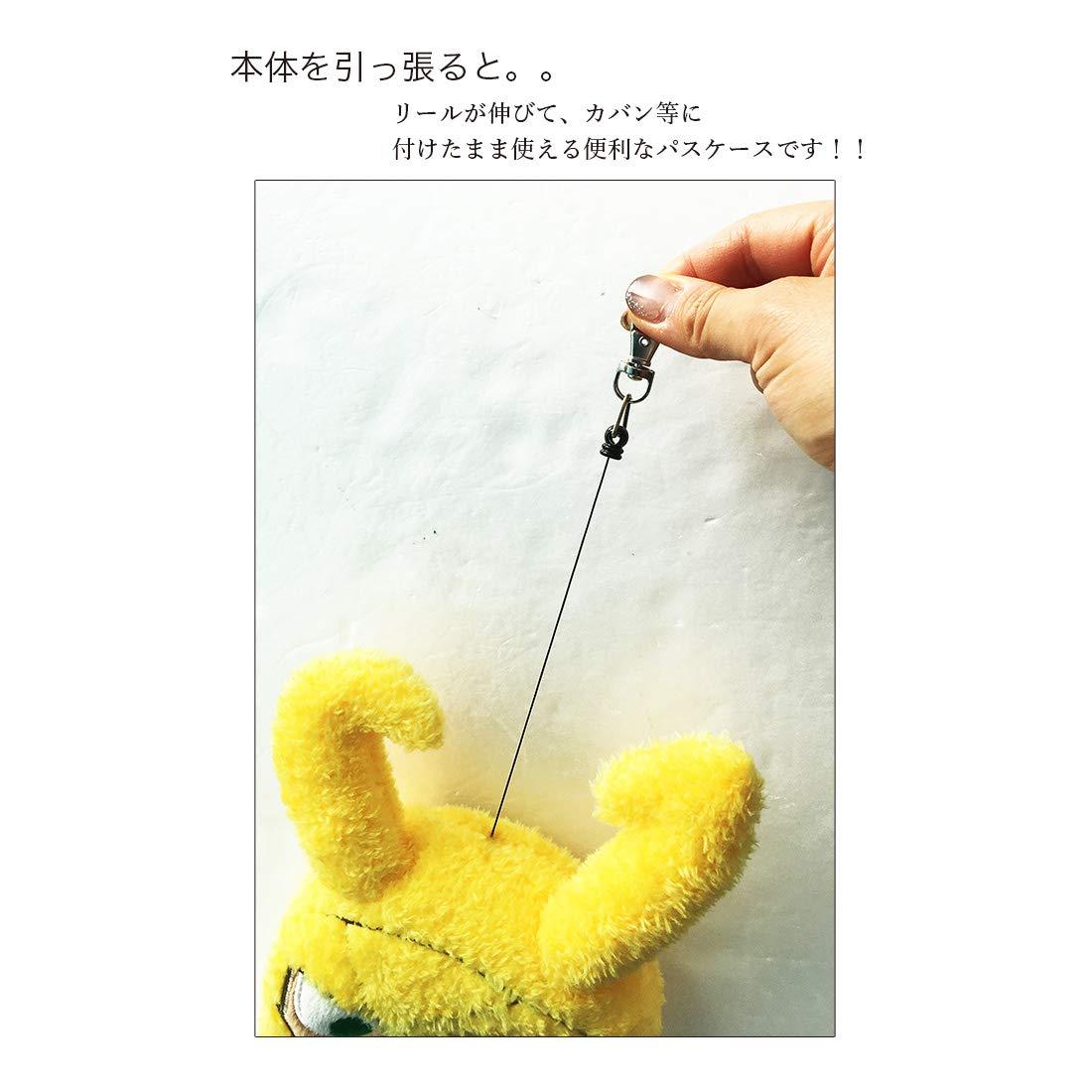 【入荷済】「ロキ」マーベル ふわふわぬいぐるみ パスケース