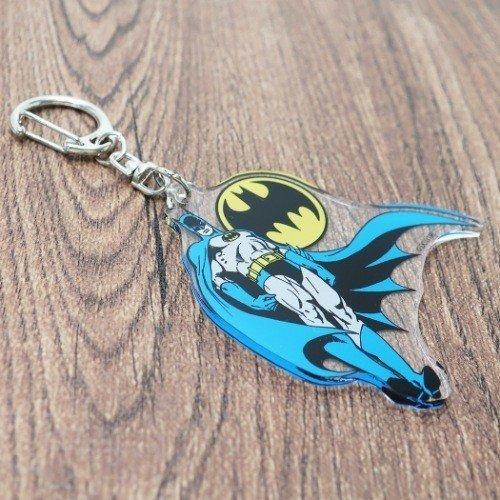 【入荷済】BATMAN  バットマンアクリルキーホルダー  バットマン & バットシグナル