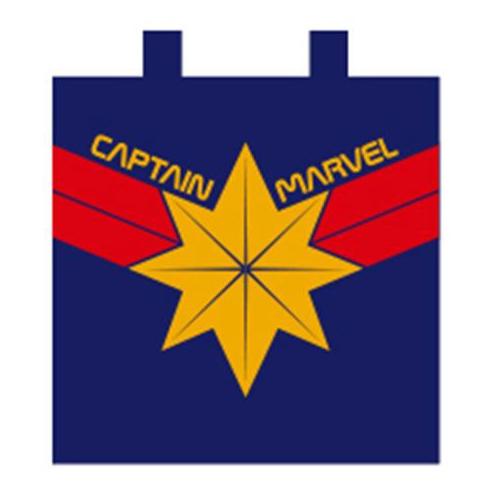 【入荷済】「キャプテン・マーベル」カラートート