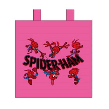 【入荷済】「スパイダーマン:スパイダーバース」カラートート スパイダーハム