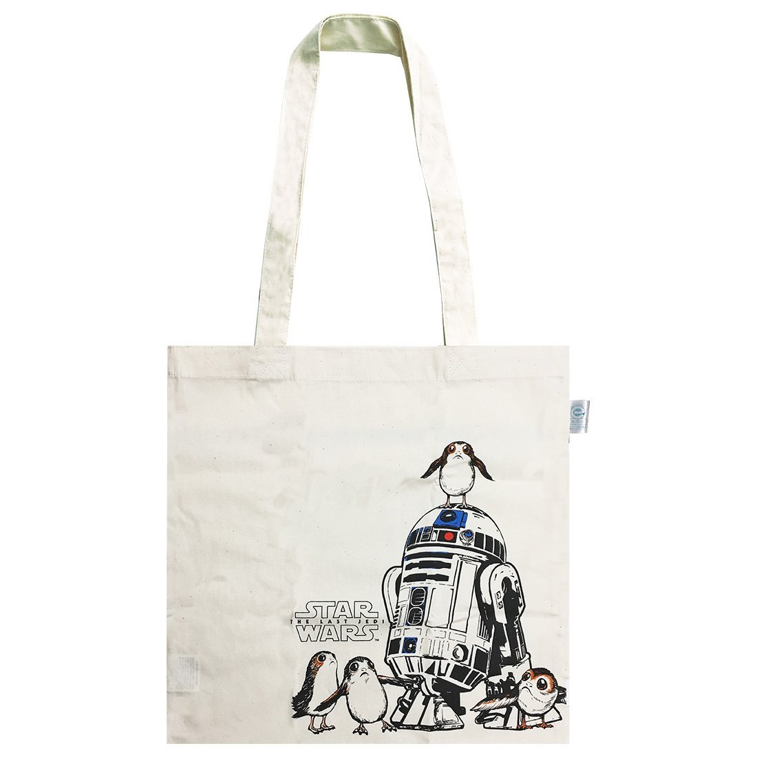 【入荷済】「 スター・ウォーズ 」エコマーク付コットンバッグ EP-8 R2-D2