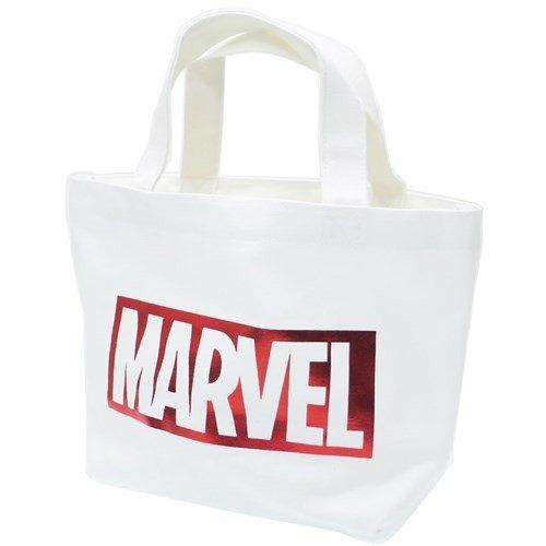 【入荷済】MARVEL ミニ トートバッグ ボックスロゴ