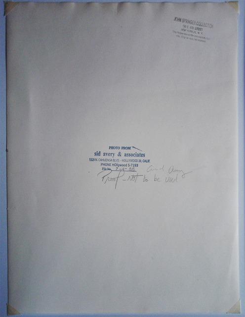 オードリー・ヘプバーン 直筆オートグラフ (完全額装/大判)
