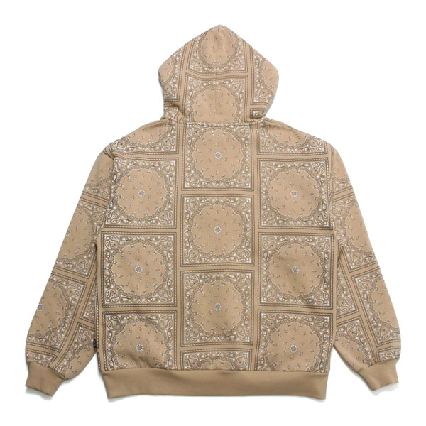 PAISLEY HOODY -3.COLOR-