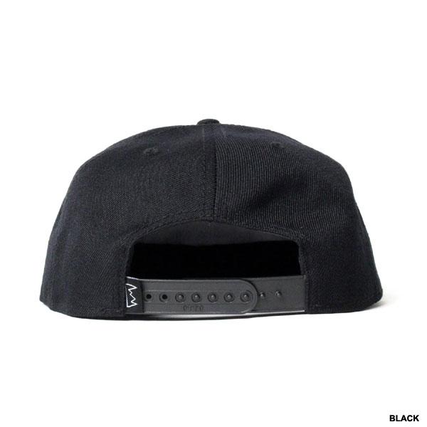 SCREP TEAM SNAPBACK CAP -4.COLOR-