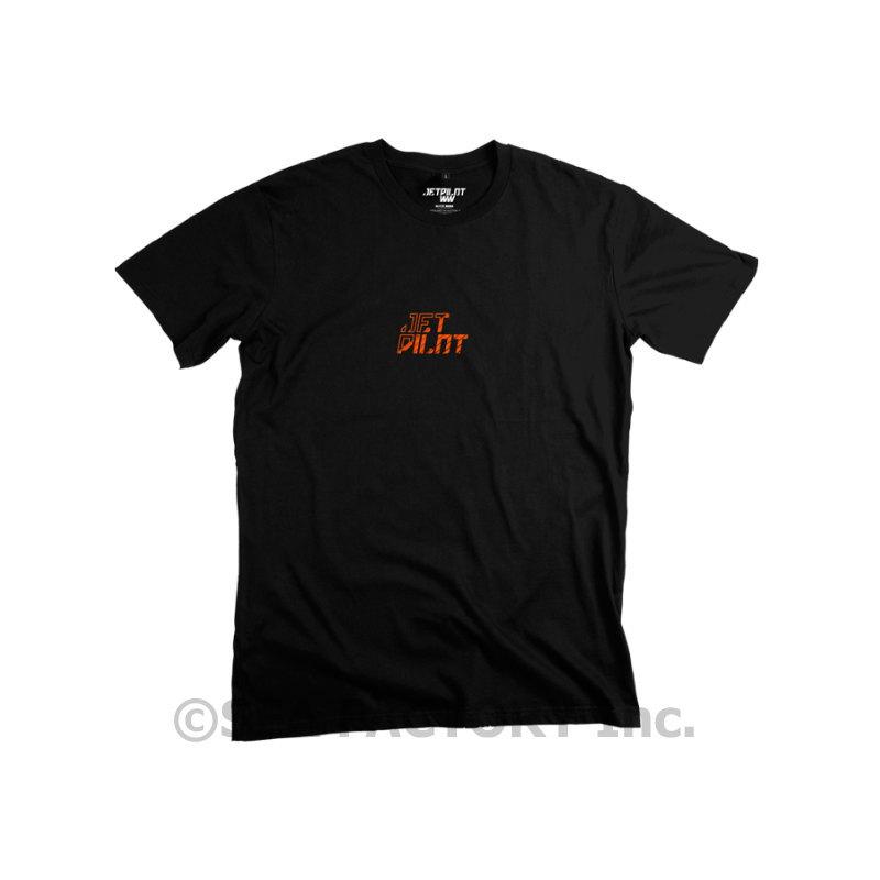 スーパースプライス Tシャツ(ブラック/オレンジ)