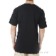 ブリック メンズ Tシャツ(ブラック)
