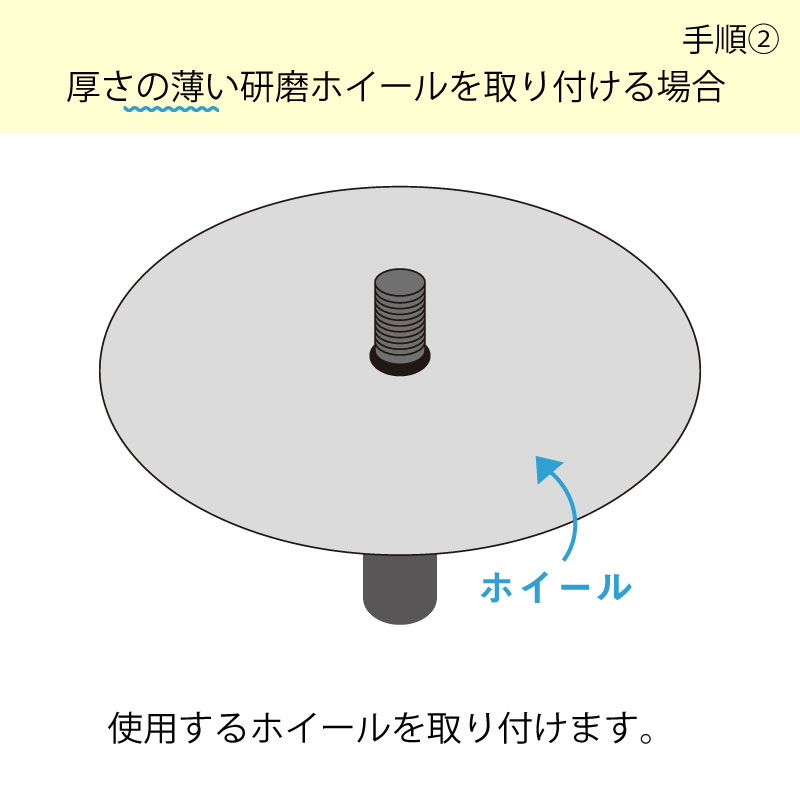 HMG-300用スペーサーセット(13/15mm穴ディスク用)