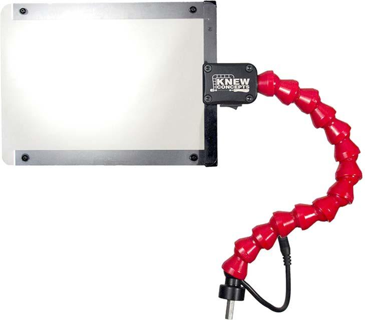 ニューコンセプト LED保護スタンド&冶具