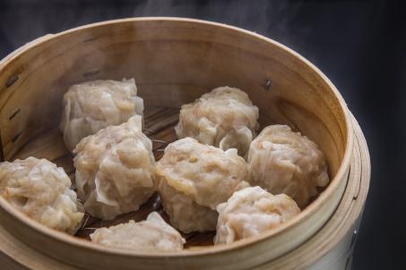 【シーガイアオリジナル】中国料理「藍海」特製 海老焼売
