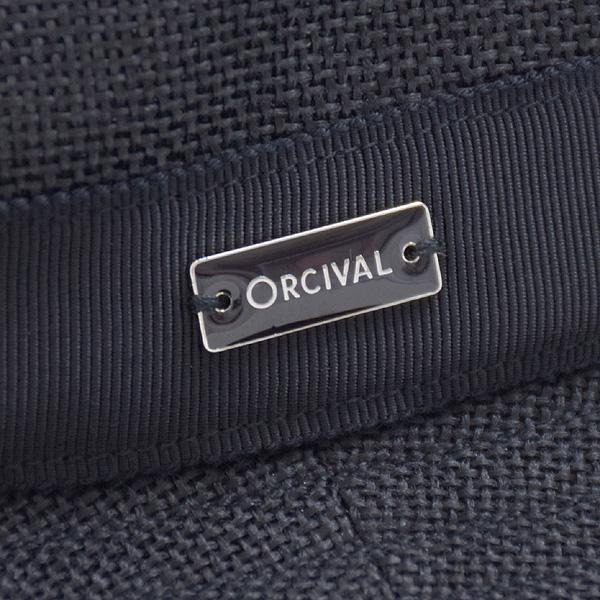 ORCIVAL オーシバル ラフィアライクハット RC-7146 オーチバル レディース【クリックポスト可】