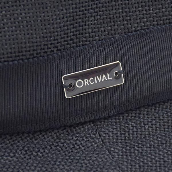 ORCIVAL オーシバル ラフィアライク キャペリンハット RC-7229RLP オーチバル レディース【クリックポスト可】