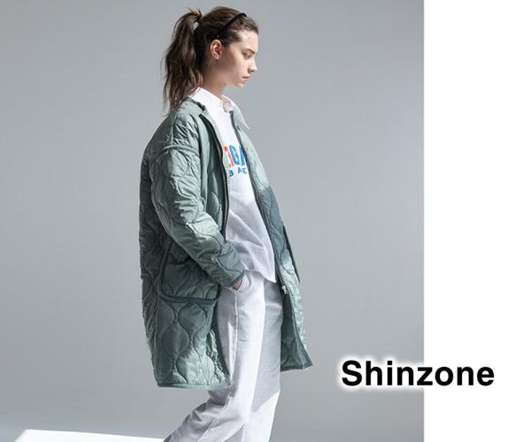 【21AW】THE SHINZONE シンゾーン QUILTING COAT キルティングコート 21AMSCO05 レディース【予約】【送料無料】
