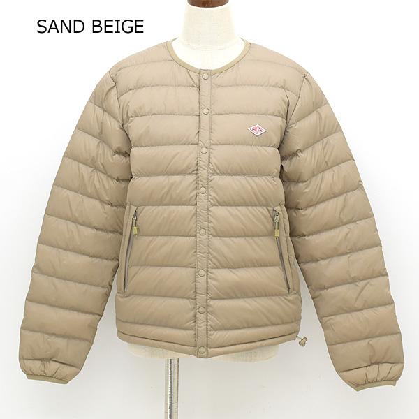 【20AW予約】DANTON ダントン インナーダウンジャケット JD-8748 レディース【送料無料】