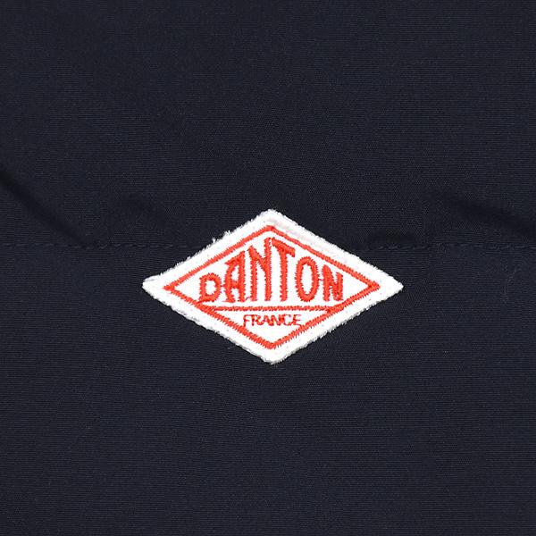 DANTON ダントン ラクーンファー タッサーショートダウンジャケット JD-8931LAS レディース【送料無料】