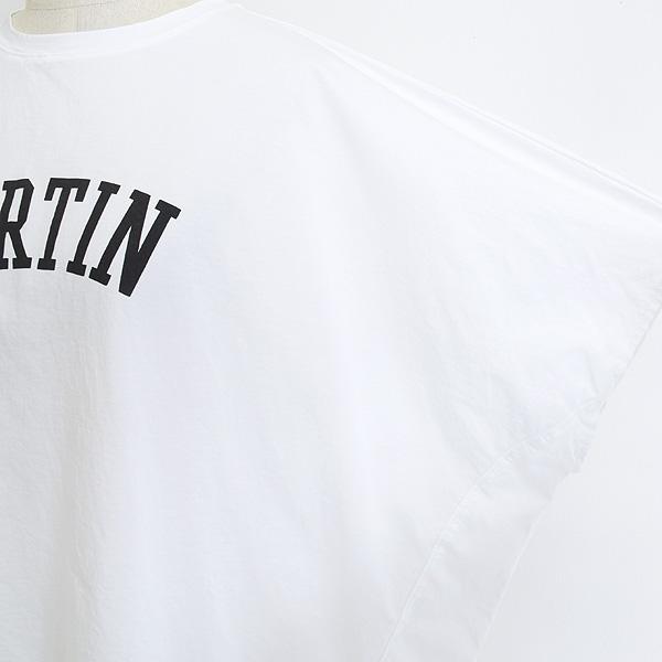 """MICA&DEAL マイカ&ディール """"MARTIN"""" プリントワイドTシャツ 0121209067 レディース【送料無料】【クリックポスト可】"""