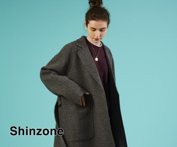 【20AW予約】THE Shinzone シンゾーン DOUBLE WRAP COAT ダブルラップコート 20AMSCO52 【送料無料】
