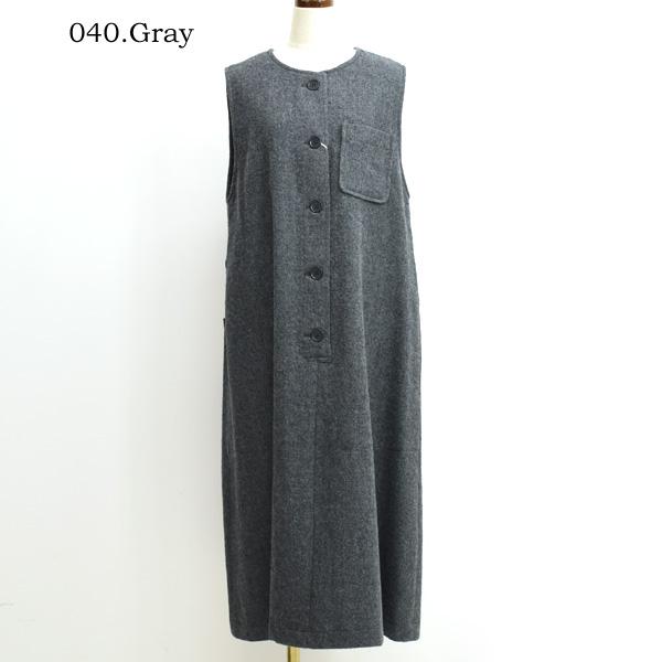 Sarah Wear サラウェア フェルトウールジャンパースカート C4210 レディース【送料無料】