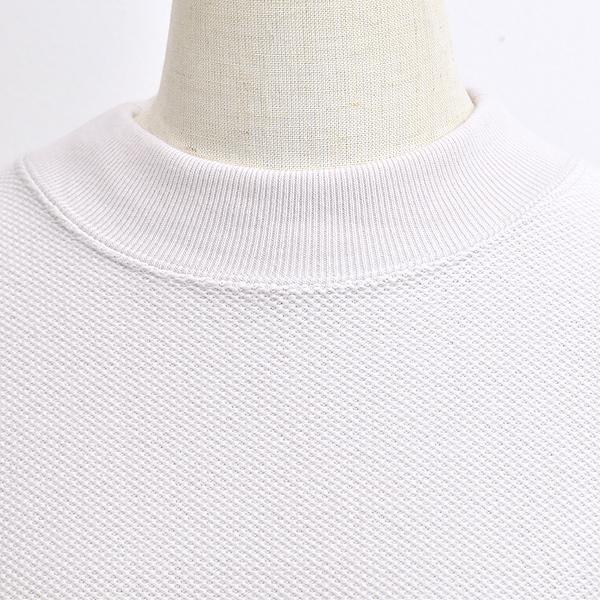 ATON エイトン Organic Inrey Oversized Sweat T-Shirt オーバーサイズ スウェット Tシャツ KKAGBW0701 レディース メンズ ユニセックス【送料無料】
