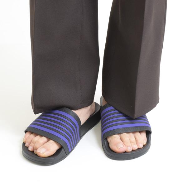 "【60%OFF】Needles ニードルズ ""Shower Sandals"" -Track Line- シャワーサンダル【セール】【SALE】【返品交換不可】"