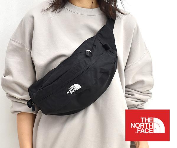 """【2020SS】THE NORTHFACE ノースフェイス """"Sweep/スウィープ"""" ウエストポーチ ブラック 黒 NM71904"""