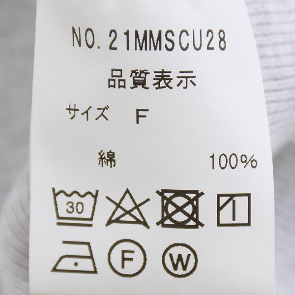 THE SHINZONE シンゾーン PIZZA SWEAT ピザスウェット 21MMSCU28 レディース【送料無料】