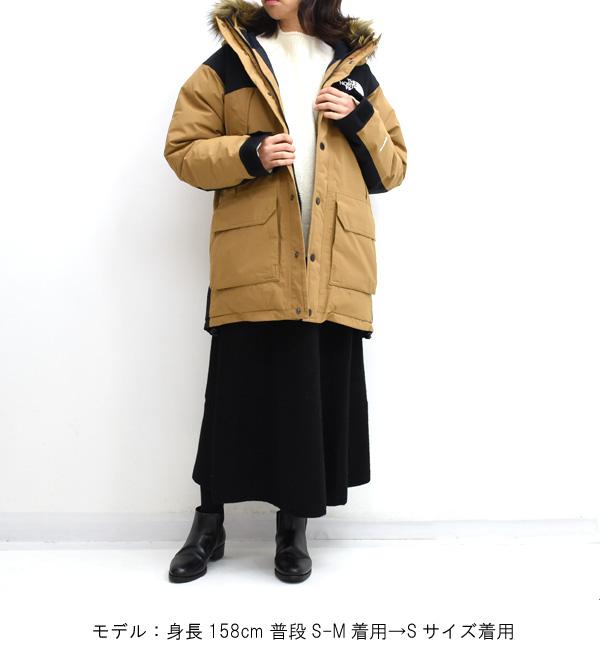 """【20FW】THE NORTH FACE ノースフェイス """"Mountain Down Coat/マウンテンダウンコート"""" ND91935 【予約】【11月以降納期】"""