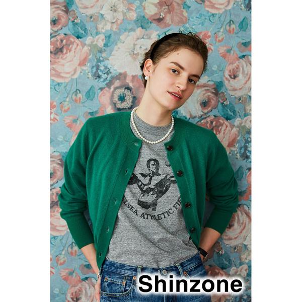 THE Shinzone シンゾーン CASHMERE CARDIGAN カシミヤ ニット カーディガン 20AMSNI56 レディース【送料無料】