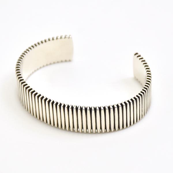 PHILIPPE AUDIBERT Donovan bracelet シルバー カラー メタル 幅広 ブレスレット バングル BRS4221 レディース【送料無料】