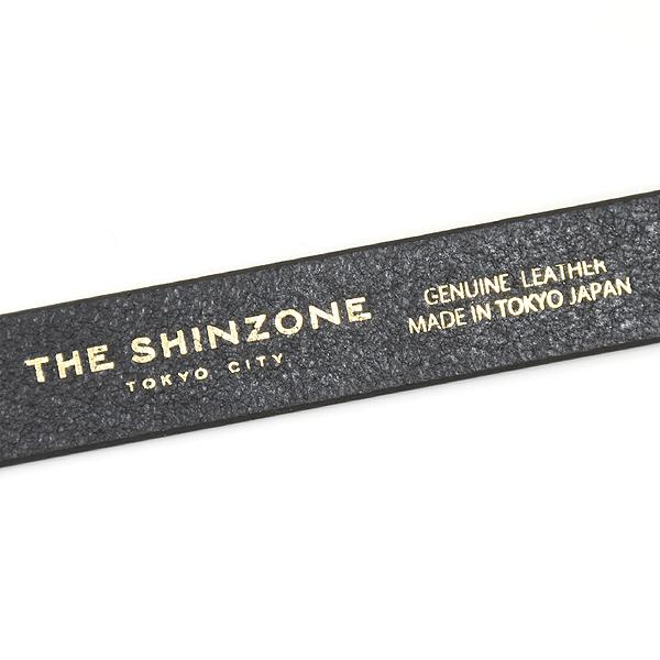 "THE SHINZONE シンゾーン ""SLENDER LEATHER BELT"" レザーベルト 15AMSIT55【クリックポスト可】【会員登録で送料無料】"