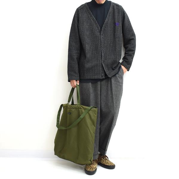 【20AW】Engineered Garments エンジニアードガーメンツ Carry All Tote -Flight Satin- キャリーオールトートバッグ HJ068【送料無料】