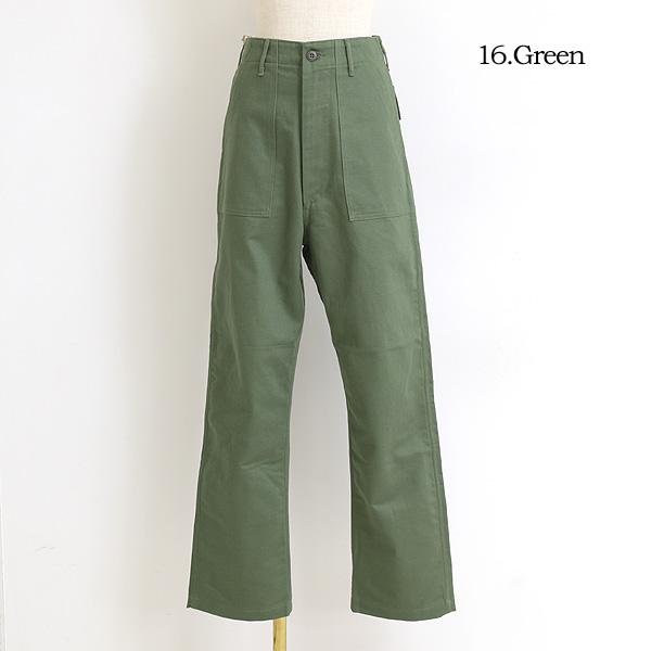 "orSlow オアスロウ ハイウエストファティーグパンツ ""HIGH WAIST FATIGUE PANTS"" 00-5042-16 レディース【送料無料】"