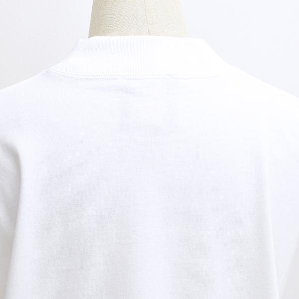 ATON エイトン 14/-SUVIN AIR SPINNING MOCK-NECK PULLOVER モックネック プルオーバー KKAGBW0042 ユニセックス【送料無料】【クリックポスト可】