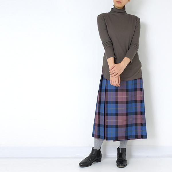 O'NEIL OF DUBLIN オニールオブダブリン ウールタータンチェックキルトスカート 12477 レディース【送料無料】