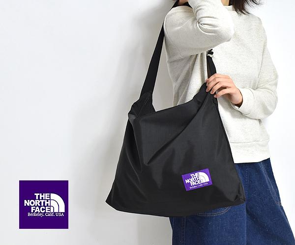 "【21SS】THE NORTH FACE Purple Label ノースフェイス パープルレーベル ショルダーバッグ ""SHOULDER BAG"" NN7754N【クリックポスト可】"
