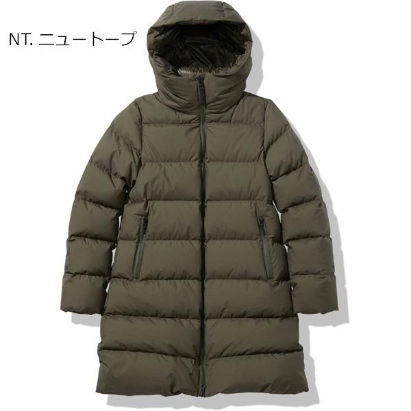 【21AW】THE NORTH FACE ノースフェイス ウィンドストッパー ダウンシェルコート WS Down Shell Coat NDW91964 レディース【送料無料】【予約】