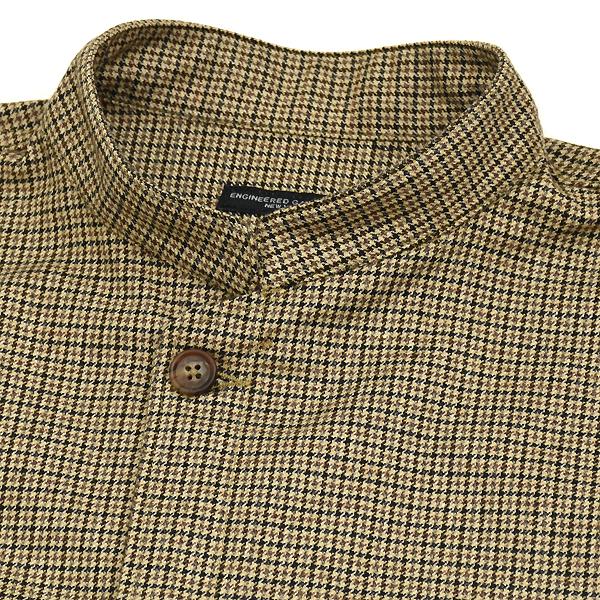 【20AW】Engineered Garments エンジニアードガーメンツ Dayton Shirt -Gunclub Check- デイトンシャツ ガンクラブチェック HJ199【送料無料】