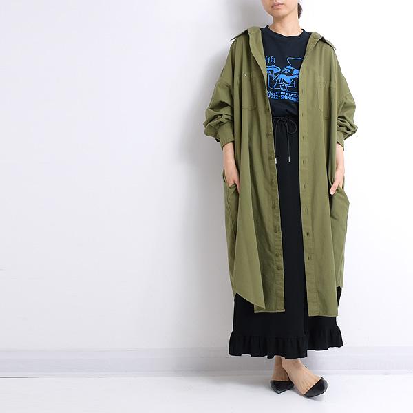 THE SHINZONE シンゾーン PIZZA TEE ピザTシャツ 21MMSCU31 レディース 【会員登録で送料無料】