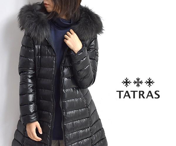 "【20AW】TATRAS ""ISERA"" リバーシブルダウンコート LTAT20A4706 レディース"