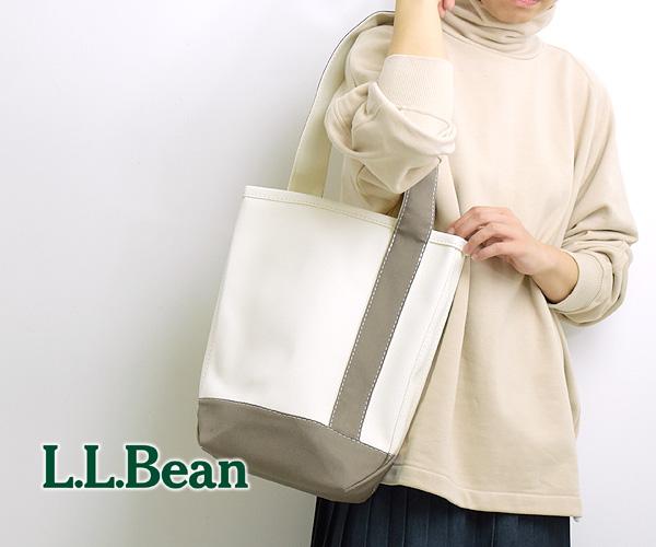 L.L.Bean エルエルビーン シリンダートート ウィズ ポケット 513623【会員登録で送料無料】