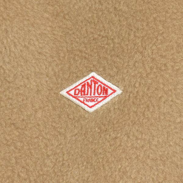 DANTON ダントン フリースノーカラージャケット JD-8911 レディース【送料無料】