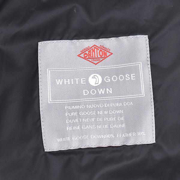 【限定商品】DANTON ダントン ホワイトグースダウン Aラインショートダウンジャケット JD-8069DAP レディース【送料無料】