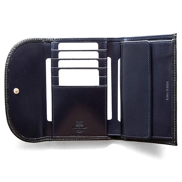 Whitehouse Cox ホワイトハウスコックス 3つ折り財布 リージェント・ブライドルレザー S7660 【送料無料】