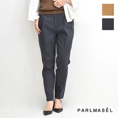 PARLMASEL パールマシェール ハイストレッチテーパードパンツ L9306 レディース