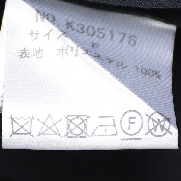 ottilie オティーリエ サイドスリットダブルジャケット K305176【送料無料】