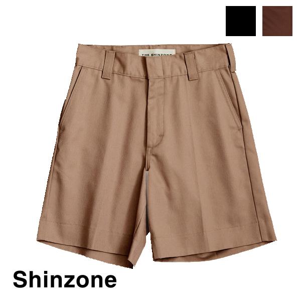 【20AW予約】THE Shinzone シンゾーン SKATER SHORTS スケーターショーツ 19SMSPA53 レディース【送料無料】