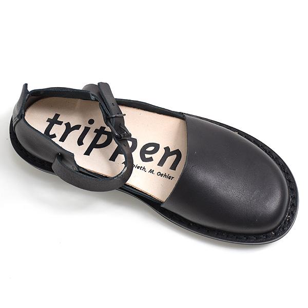 trippen トリッペン UNION/ユニオン ストラップシューズ サンダル UNION-WAW211 レディース【送料無料】