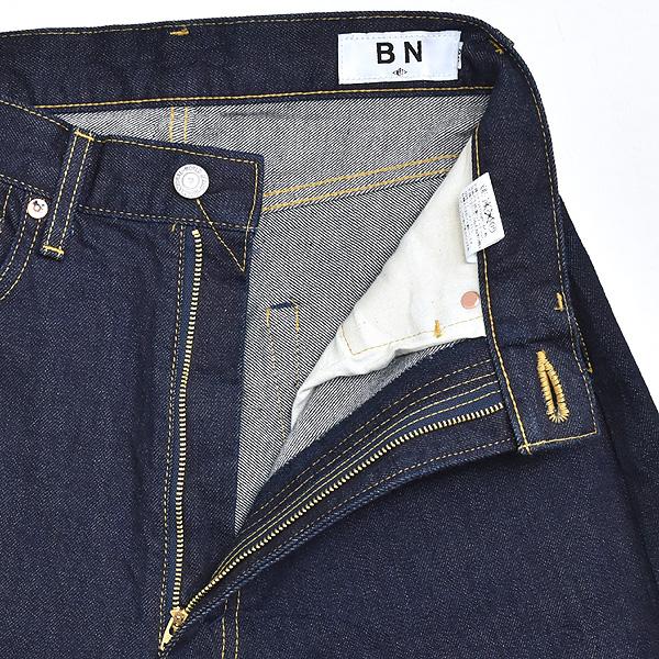 BN ビーエヌ ハイウエストデニムパンツ N6806 レディース
